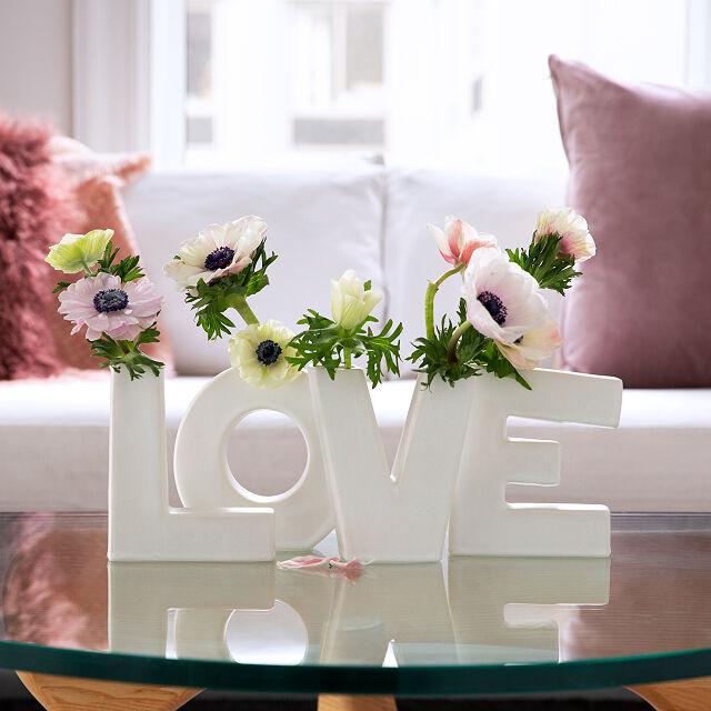 Love Vase Set