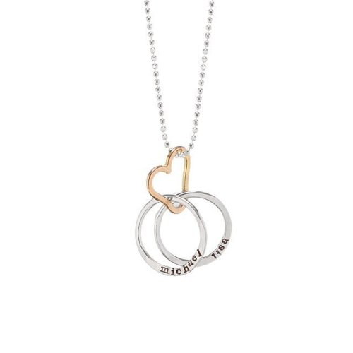 Personalized All Heart Necklace