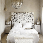 Balinese Hand-carved Headboard