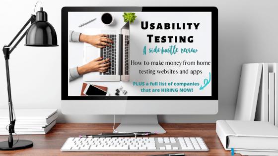 remote jobs - testing websites