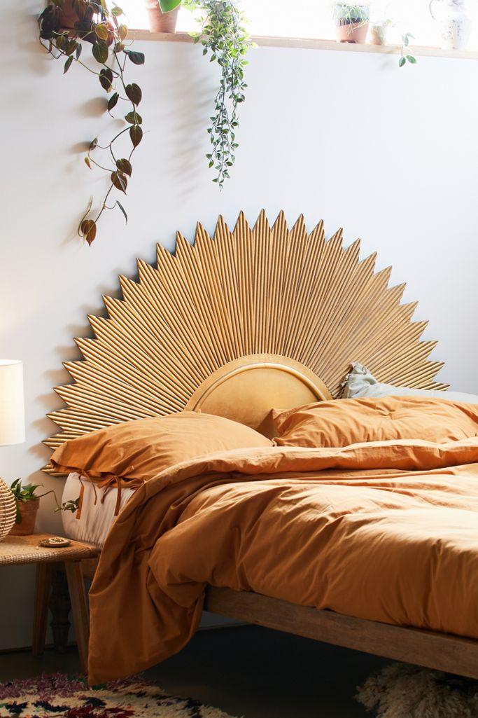 Deco Sun Headboard
