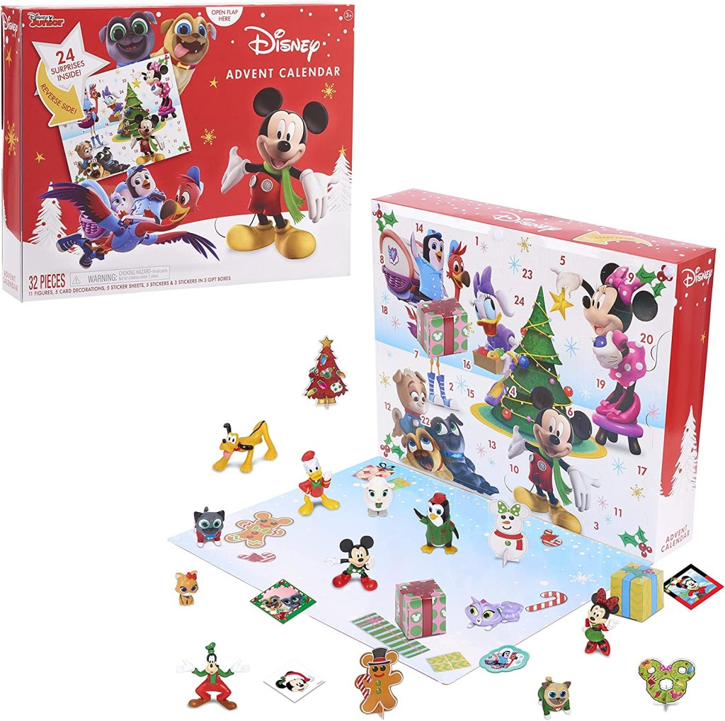 Disney Junior Advent Calendar 2020, 32 Pieces