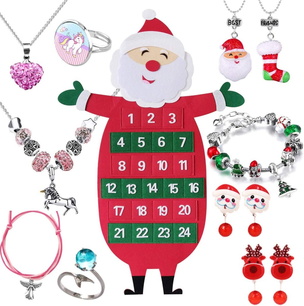 Jewelry Advent Calendar