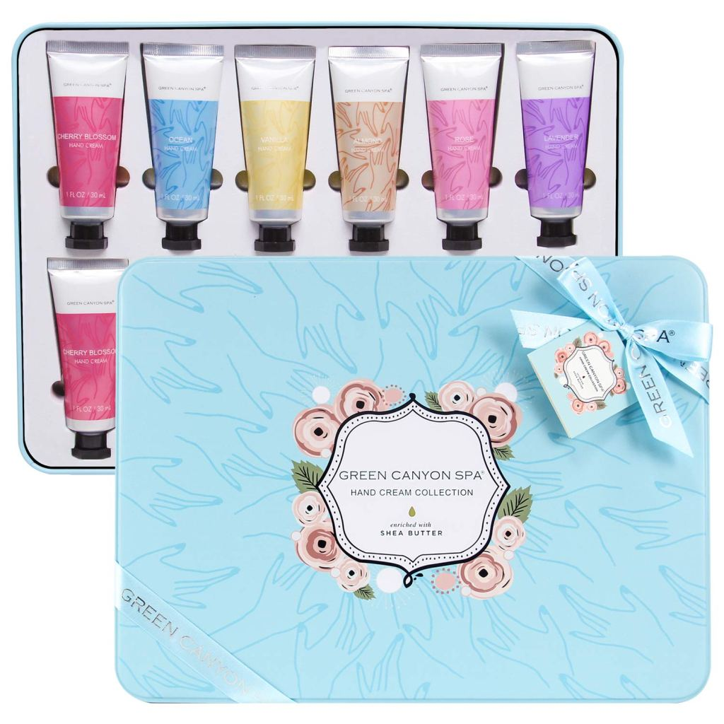 12 Days of Hand Cream Gift Set