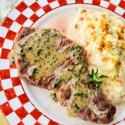 Steak de Burgo