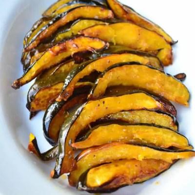 Maple-Glazed Acorn Squash
