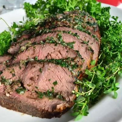 Herbed Roast Beef