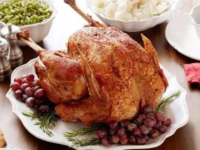 Paula Dean's Fried Turkey