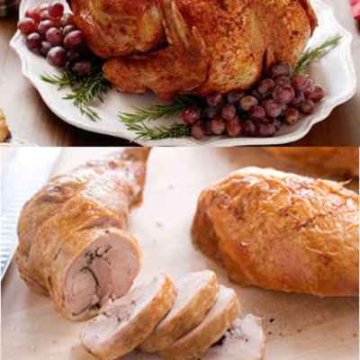 Top 10 Thanksgiving Turkey recipes
