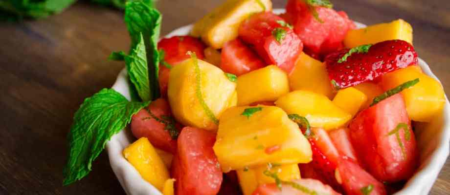 Mocktail Fruit Salad