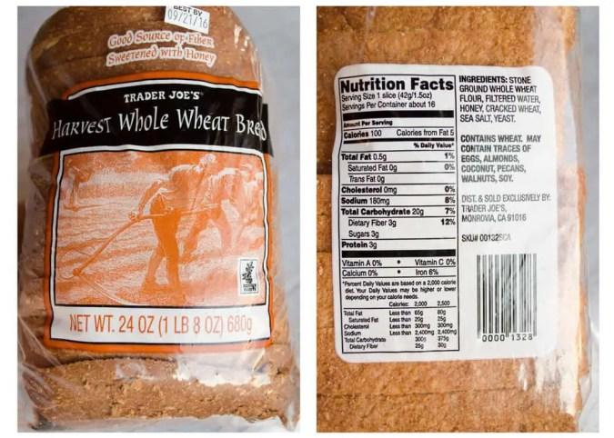 Trader Joe's Copycat Harvest Whole Wheat Bread - The Goldilocks Kitchen