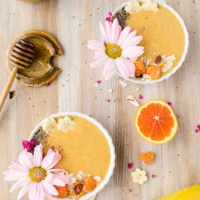 Cold Buster Smoothie Bowl