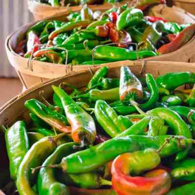 New Mexico Green Chile Roasting 101