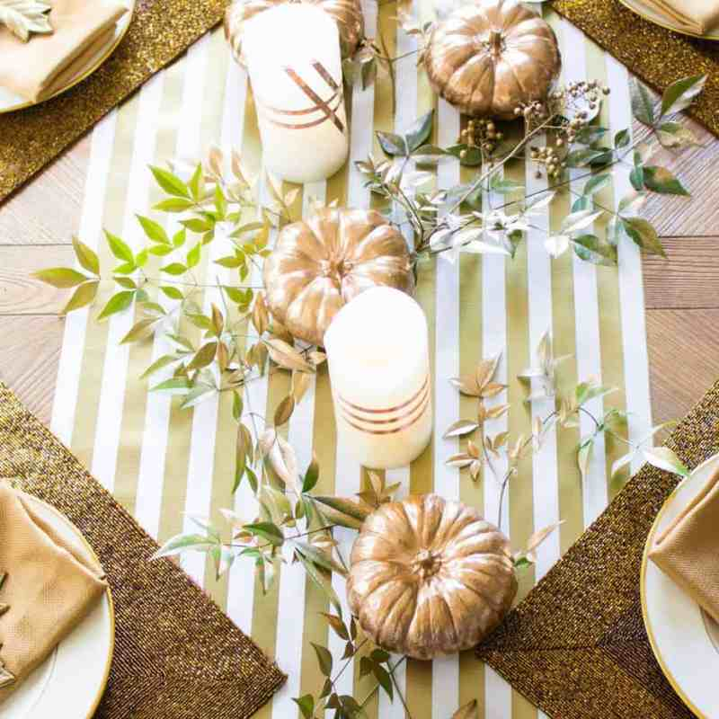 25 Creative Centerpieces to Wow Holiday Guests- The Goldilocks Kitchen