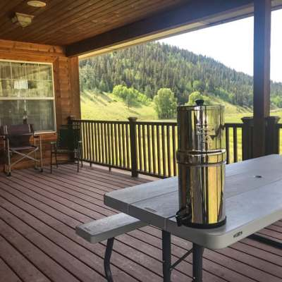 Travel Berkey Water Purifier Review