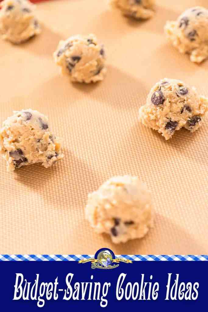 Here are some great tips & tricks for the best budget-friendly chocolate chip cookies.
