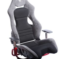 Office Chair Rubber Wheels Golden Tech Lift Chairs Lot Detail - Ferrari F430 Scuderia
