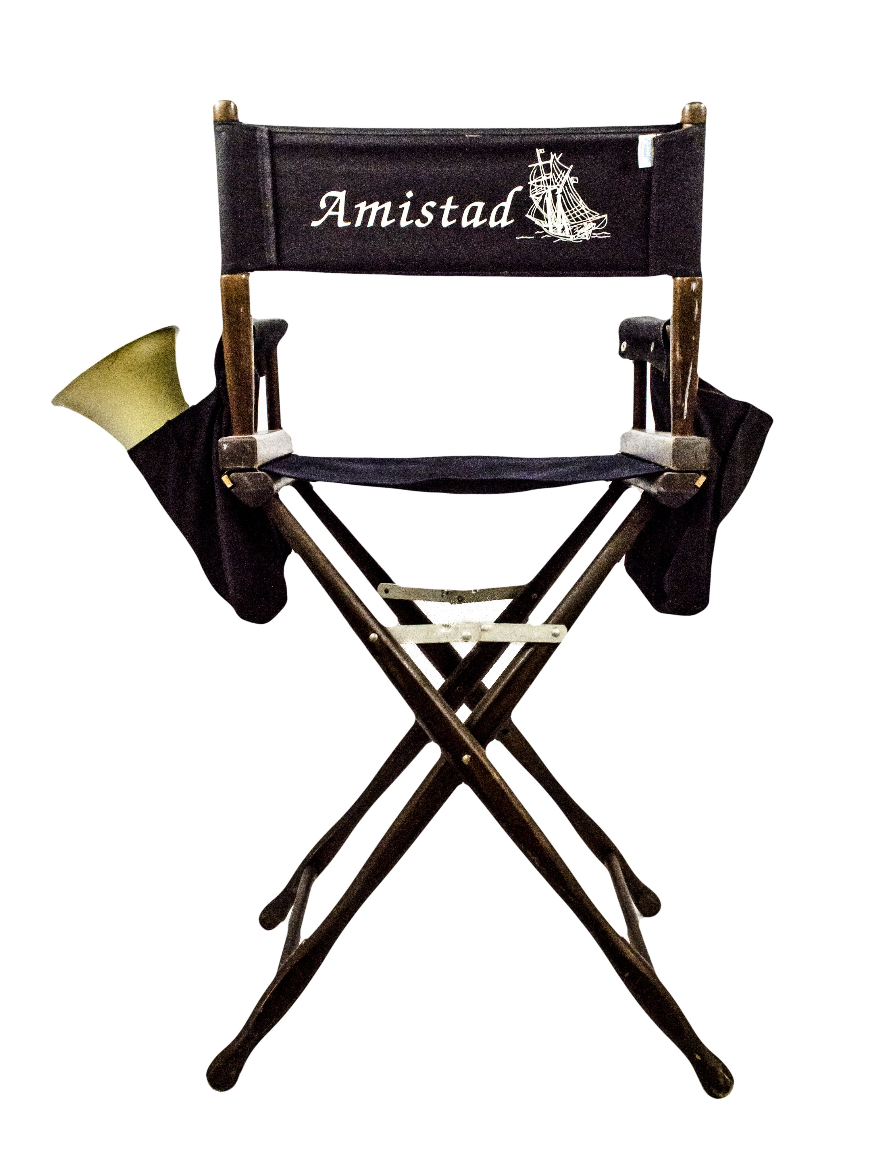 Lot Detail  Steven Spielberg Directors Chair for the