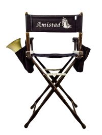 Lot Detail - Steven Spielberg Directors Chair for the ...