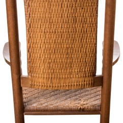 Kennedy Rocking Chair Desk Mesh Lot Detail John F 39s Personal From