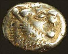 2,700 year old gold coin still has intrinsic value