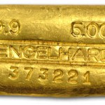 Engelhard Gold Bar