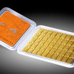 Valcambi Gold CombiBar is a completely new take on gold bullion design.
