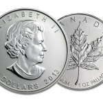 Some palladium coins are eligible for IRA investing - like the Palladium Maple Leaf
