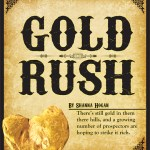 The new gold rush will be to buy, not mine.