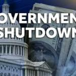 What The Looming Government Shutdown Means For Investors