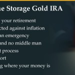Home Storage Gold IRA, the good, the bad and the ugly