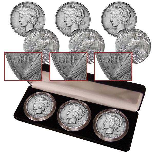 peace-silver-dollar-set