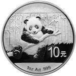 Chinese Silver Panda