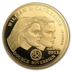 Tristan Da Cunha Gold Double Sovereigns