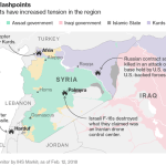 International Fighting in Syria Spilling Over Into Wider Middle East