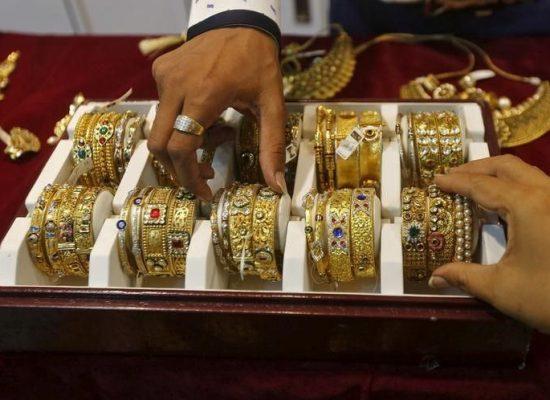INDIA-GOLD-IMPORTS