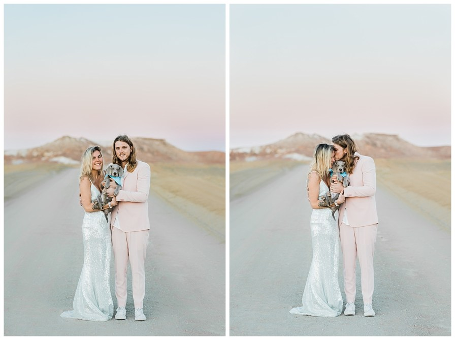 2018 08 05 0021 - Issy + Zac, Coober Pedy Elopement