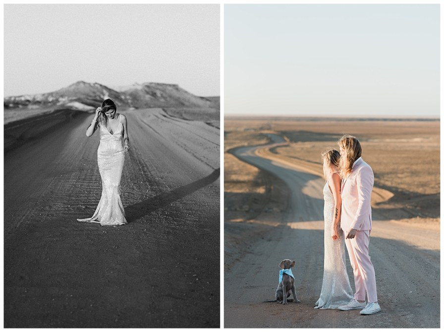 2018 08 05 0034 - Issy + Zac, Coober Pedy Elopement