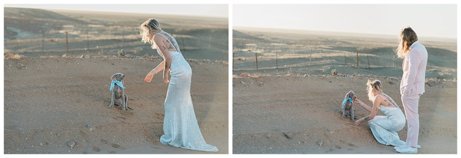 2018 08 05 0037 - Issy + Zac, Coober Pedy Elopement