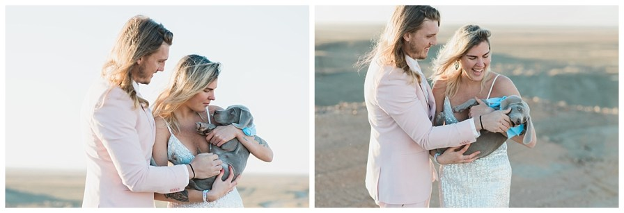2018 08 05 0038 - Issy + Zac, Coober Pedy Elopement