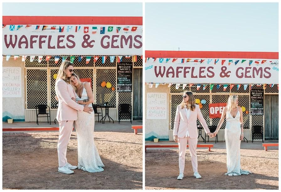 2018 08 05 0041 - Issy + Zac, Coober Pedy Elopement