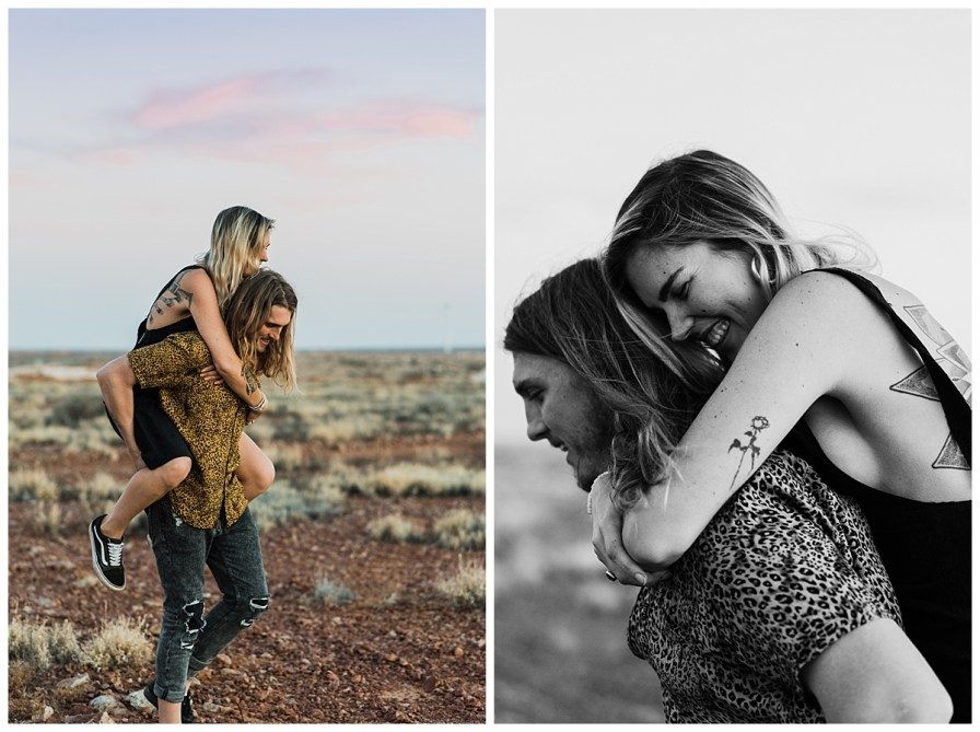 2018 08 05 0071 - Issy + Zac, Coober Pedy Elopement