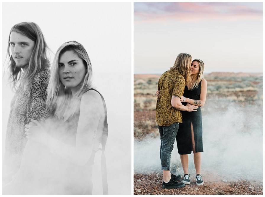 2018 08 05 0073 - Issy + Zac, Coober Pedy Elopement