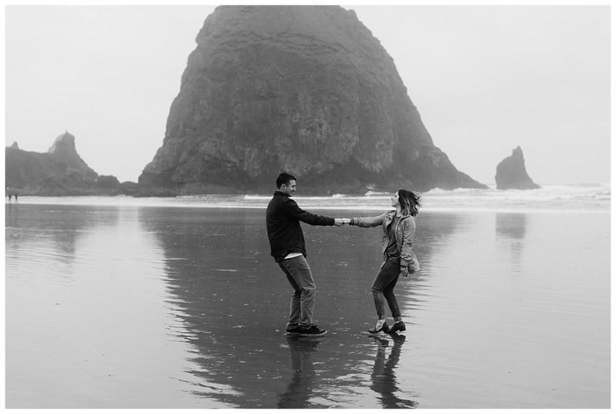 2019 01 03 0003 - Brooke + Ethan, Cannon Beach