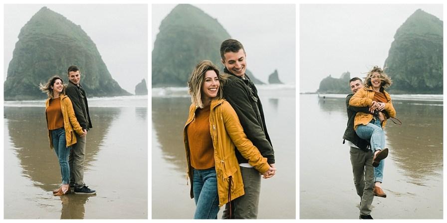 2019 01 03 0009 - Brooke + Ethan, Cannon Beach