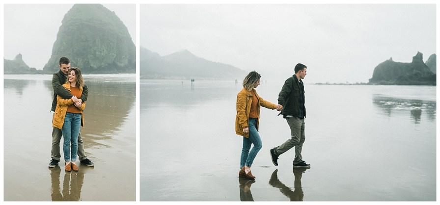 2019 01 03 0013 - Brooke + Ethan, Cannon Beach