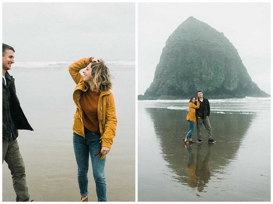 2019 01 03 0031 - Brooke + Ethan, Cannon Beach