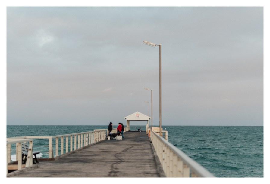 adelaidephotographer 0025 - Renee + Nic, Henley Beach Elopement