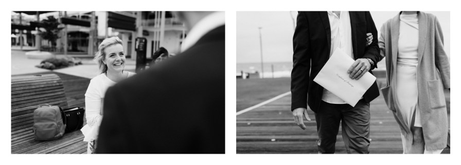 adelaidephotographer 0054 - Renee + Nic, Henley Beach Elopement