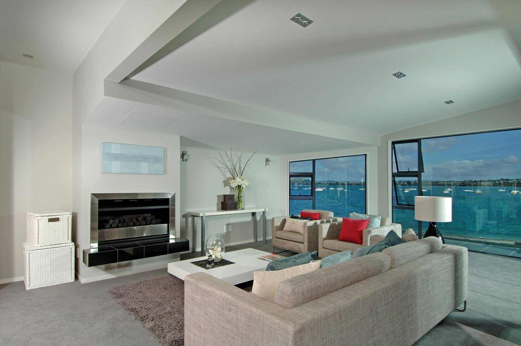 Buckland Beach Home Interior
